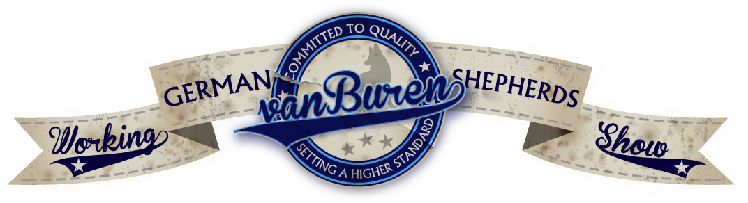 Vanburen shepherds logo