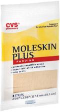 MoleSkin Padding for German shepherd ears